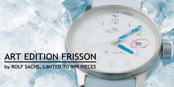 ART EDITION FRISSON by Rolf Sachs