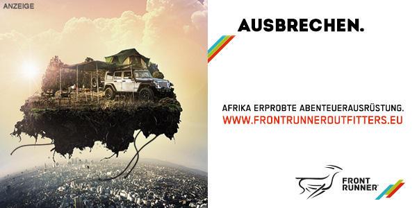 Frontrunner Online Shop