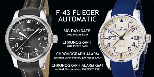 F-43 FLIEGER COLLECTION